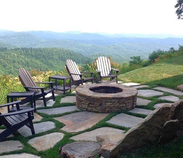 Hawk Height Escape- Miles of Views, firepits+more - Image 1 - Highlands - rentals