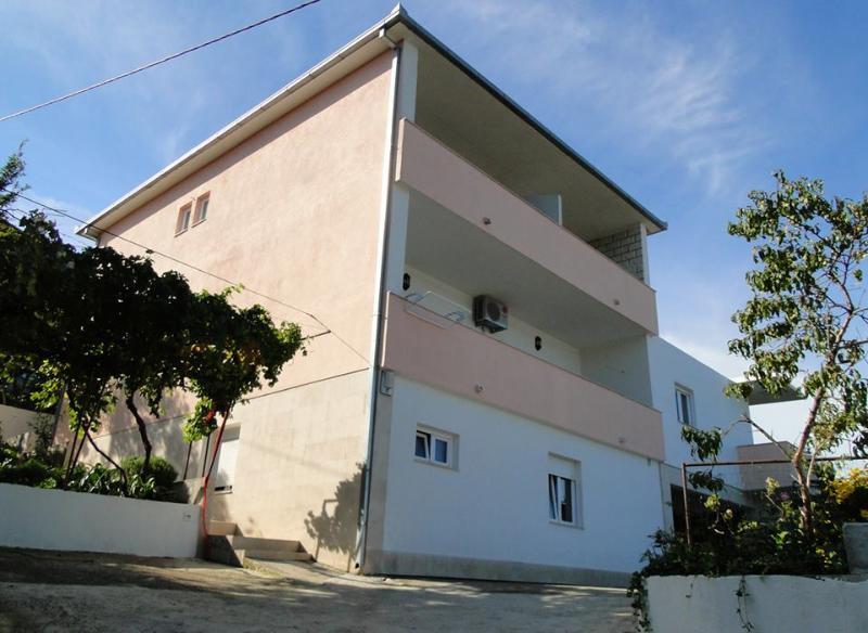 house - 2804  A3(4) - Arbanija - Arbanija - rentals