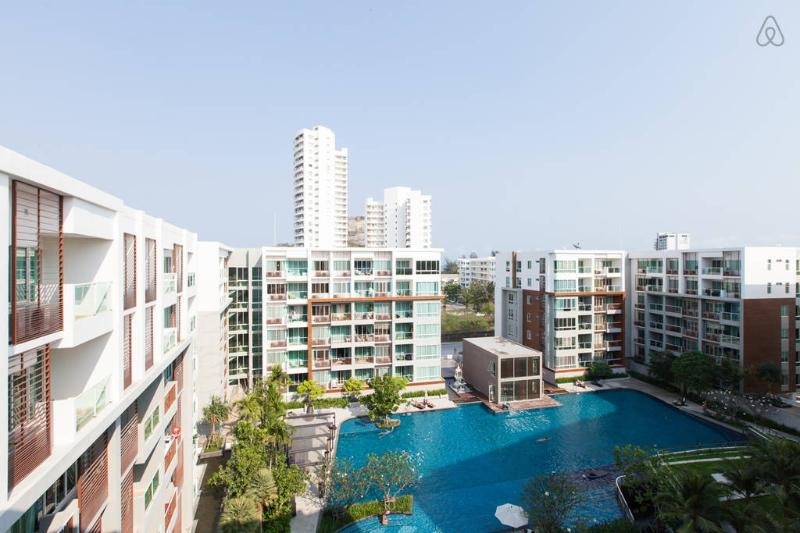 The SEACRAZE, the pics show it all !!! - Seacraze,New 5 star,2 brm condo near beach,Hua Hin - Hua Hin - rentals