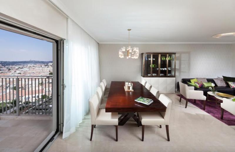 Spectacular 4 B Apartment in City Center Jerusalem - Image 1 - Jerusalem - rentals