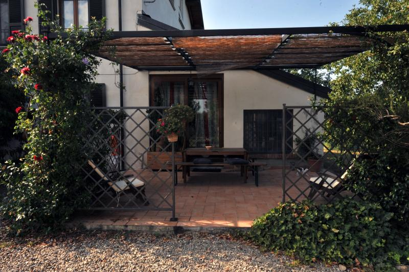 Veranda - A peacefull country house in the hills - Castel San Giovanni - rentals