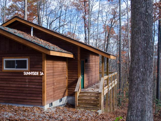 Sunnyside Suite 3A at Adventures on the Gorge - Image 1 - Lansing - rentals