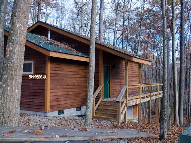 Sunnyside Suite 4A at Adventures on the Gorge - Image 1 - Lansing - rentals