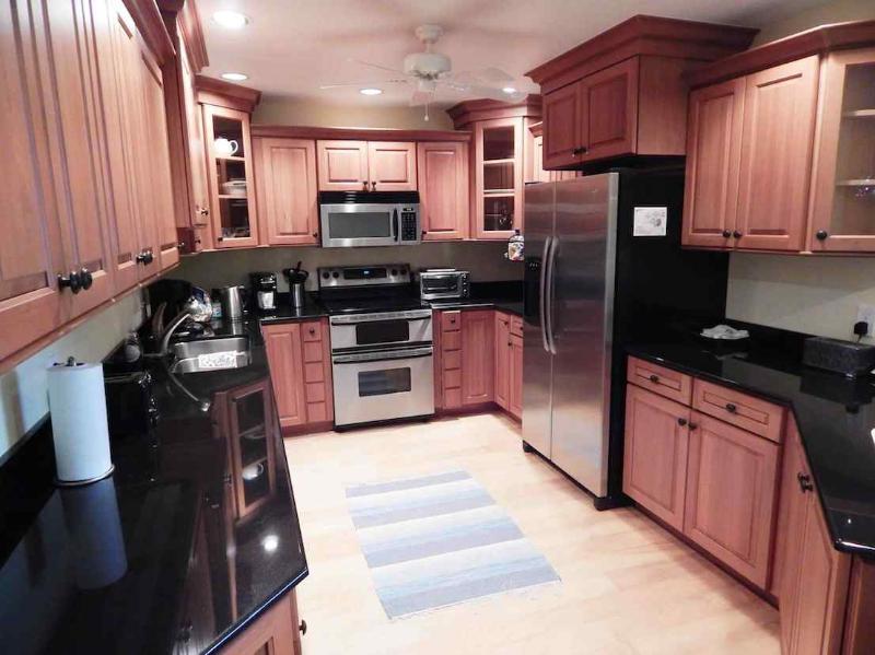 Kitchen - Bayside Mid-Rise Unit 206A - Siesta Key - rentals