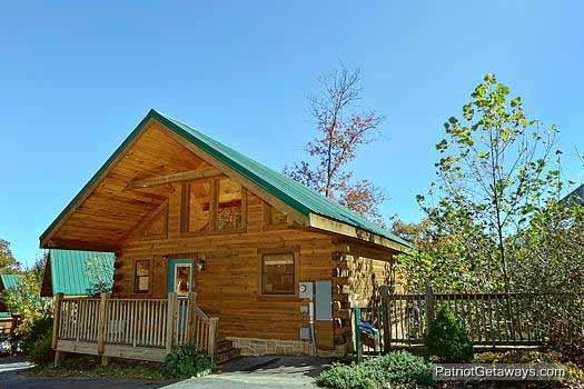 Front Exterior View at Tranquil View - TRANQUIL VIEW - Gatlinburg - rentals