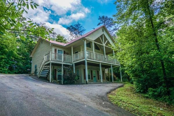 Bearly In The Mountains - BEARLY IN THE MOUNTAINS - Pigeon Forge - rentals