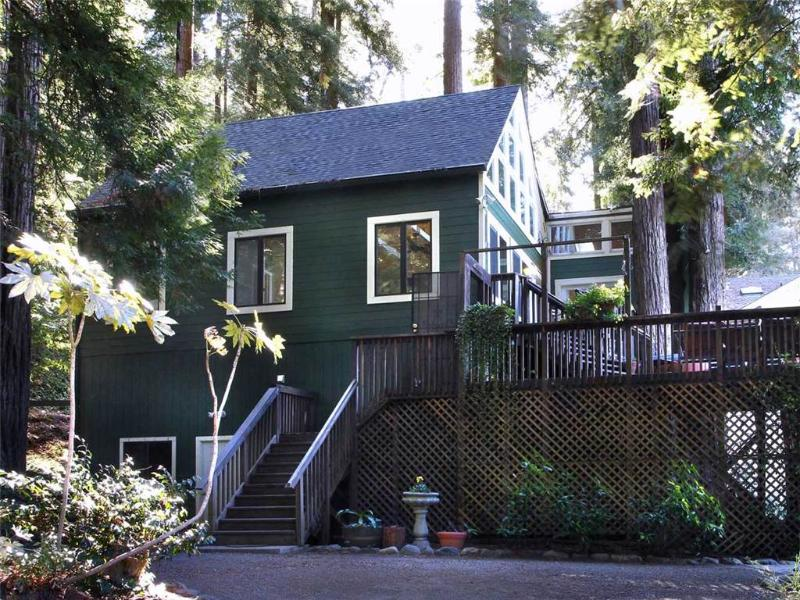 ON RIVER TIME - Image 1 - Guerneville - rentals