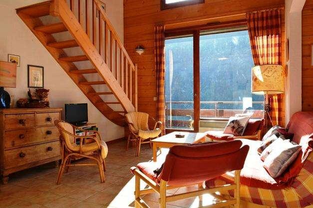 PLEIN SUD E 3 rooms + mezznanine 8 persons - Image 1 - Le Grand-Bornand - rentals