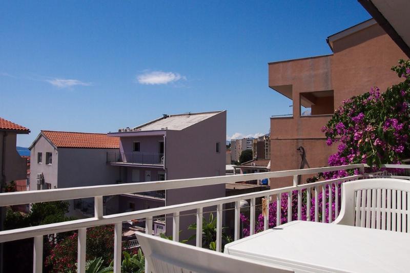 SA2(2): balcony view - 6062 SA2(2) - Makarska - Makarska - rentals