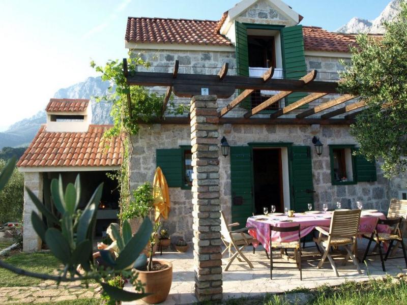 house - 8012 H(3+1) - Makarska - Makarska - rentals