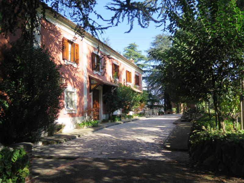 Casale Sonnino - an enchanting villa near Rome - Image 1 - Rome - rentals