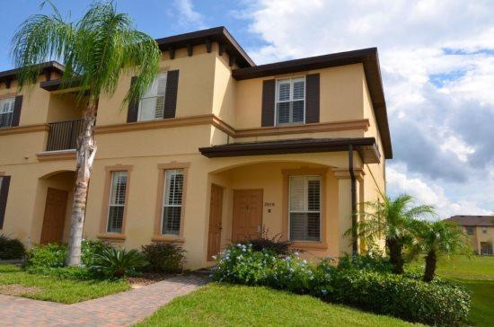 4 Bed 3.5 Bath Townhome in Regal Palms Resort. 2959CA - Image 1 - Kissimmee - rentals