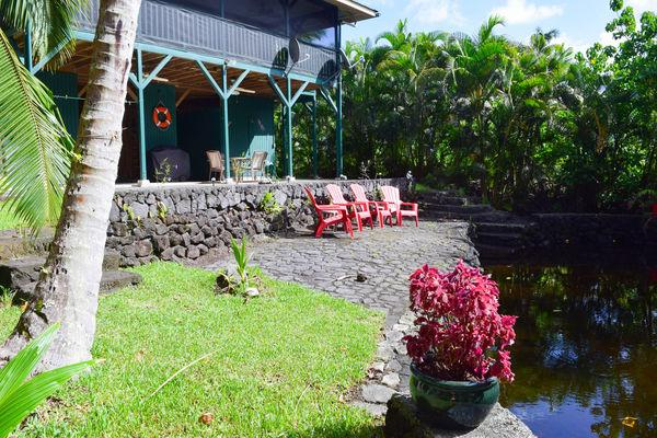 Kahua Kapoho is a less than a block from the ocean and the best snorkeling on the island! - Kahua Kapoho - Pahoa - rentals