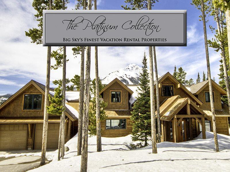 Big Sky Moonlight Private Home | Das Moose Haus - Image 1 - Big Sky - rentals