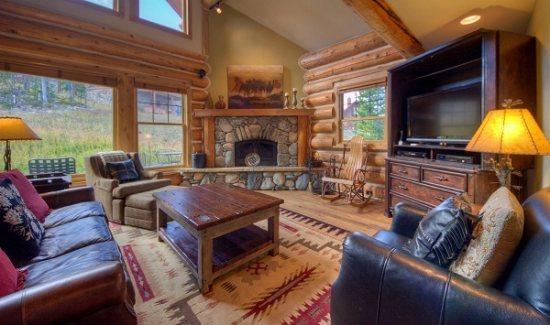 Powder Ridge Cabin 3 Chief Gull - Image 1 - Big Sky - rentals