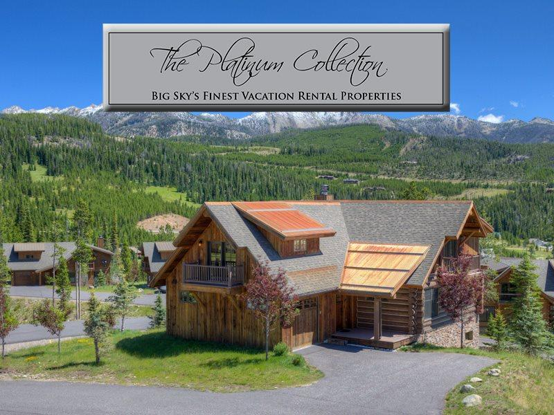 Big Sky Resort | Powder Ridge Cabin 13 Manitou - Image 1 - Big Sky - rentals