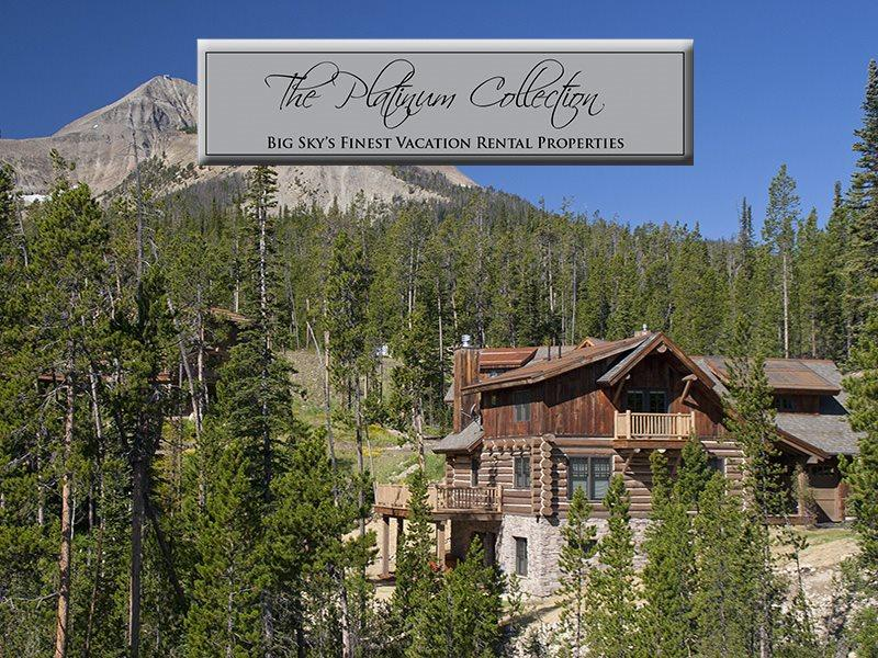 Big Sky Resort   Powder Ridge Cabin 7 Manitou - Image 1 - Big Sky - rentals