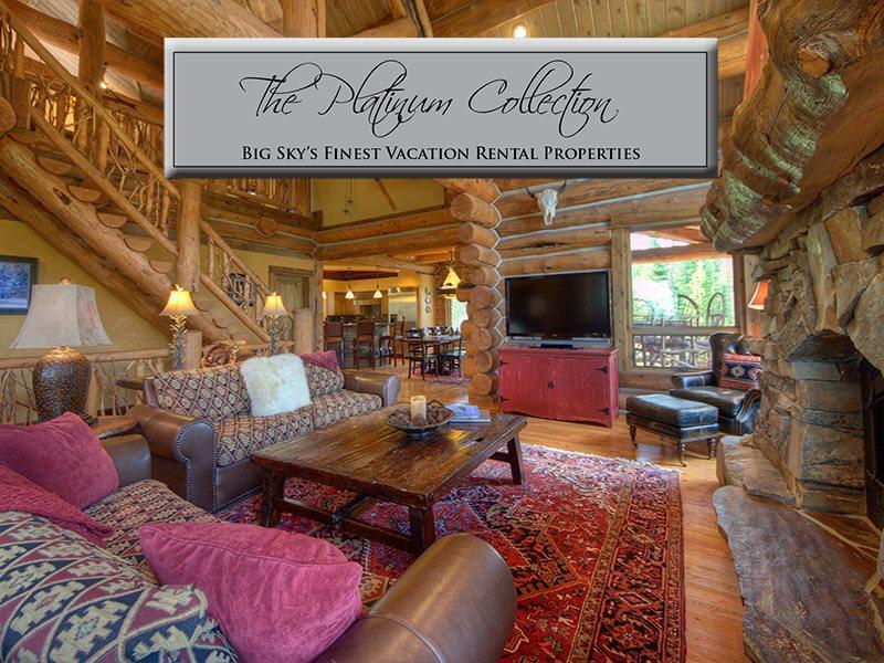 Big Sky Private Home | Souvenirs Lodge - Image 1 - Big Sky - rentals