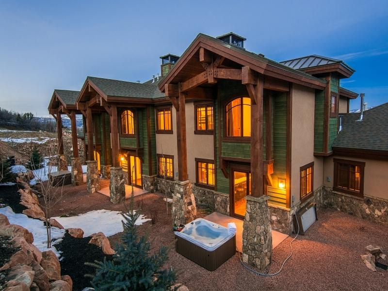 Fairway Villa Penthouse - Fairway Villa Penthouse with Private Hot Tub - Canyons - rentals
