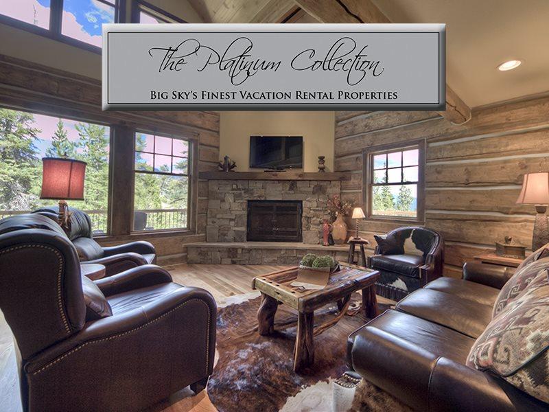 Big Sky Resort | Powder Ridge Cabin 10 Oglala - Image 1 - Big Sky - rentals