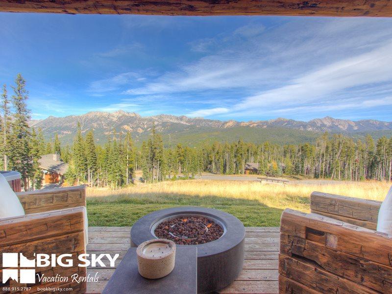 Big Sky Moonlight Basin | Cowboy Heaven Cabin 11 Derringer - Image 1 - Big Sky - rentals