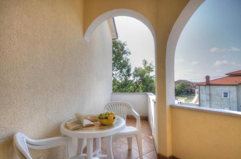 A1(4+2) : terrace - 5200 A1(4+2)  - Barban - Barban - rentals