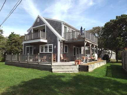 Back of property - South Chatham Cape Cod Vacation Rental (10258) - Chatham - rentals