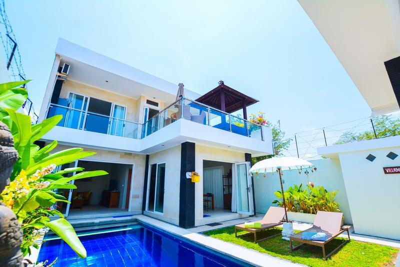 Villa Mickey, 3 BR at Nakula, Seminyak. - Image 1 - Denpasar - rentals