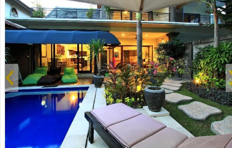 Villa Tanjung, a tropical private oasis in Legian - Image 1 - Legian - rentals
