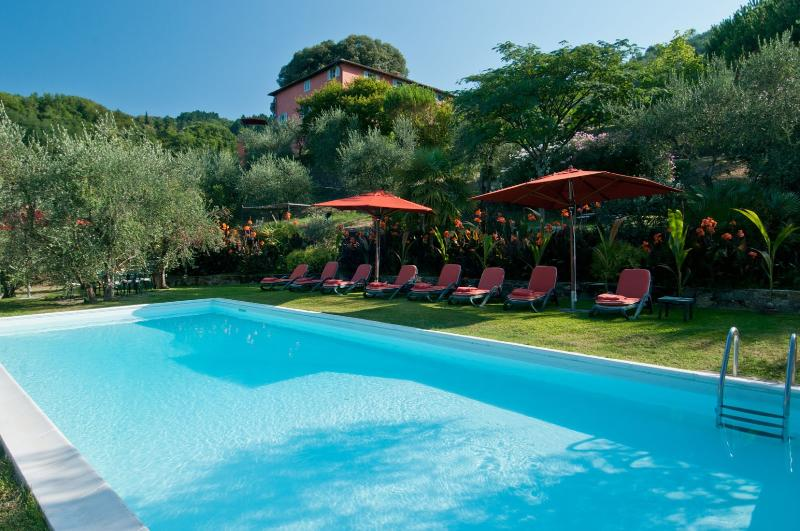 4 bedroom Villa in Lucca, Lucca and surroundings, Tuscany, Italy : ref 2307243 - Image 1 - Lucca - rentals