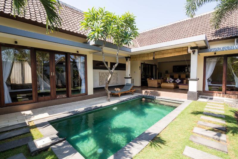 The Pool - Seminyak 3 bedrooms villa complex - Kuta - rentals