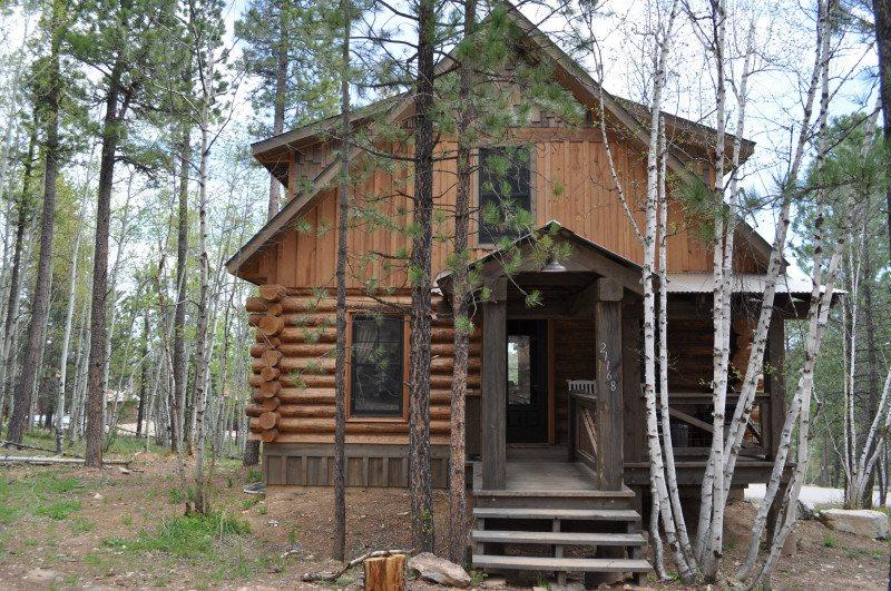 The Outback - Log Cabin Lodge - Image 1 - Lead - rentals