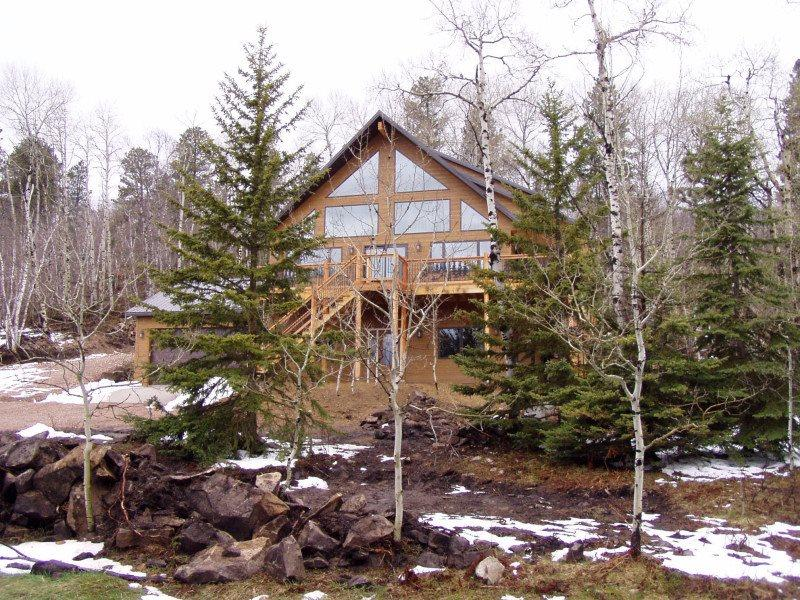 Peaceful Pines Lodge - Image 1 - Lead - rentals
