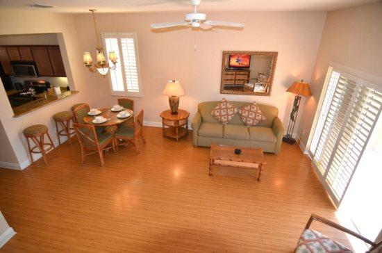 4 Bedroom Townhome in Regal Palms Resort. 3550CA - Image 1 - Kissimmee - rentals