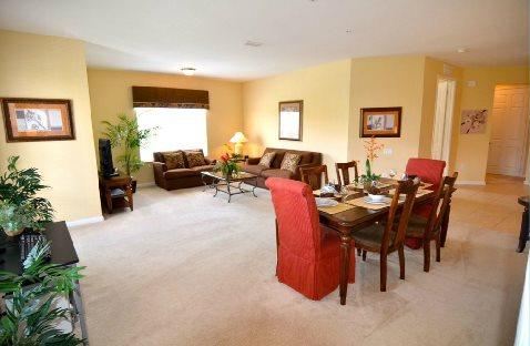 3 Bedroom Condo In The Fantastic Vista Cay Resort - 5024SL-303 - Image 1 - Orlando - rentals