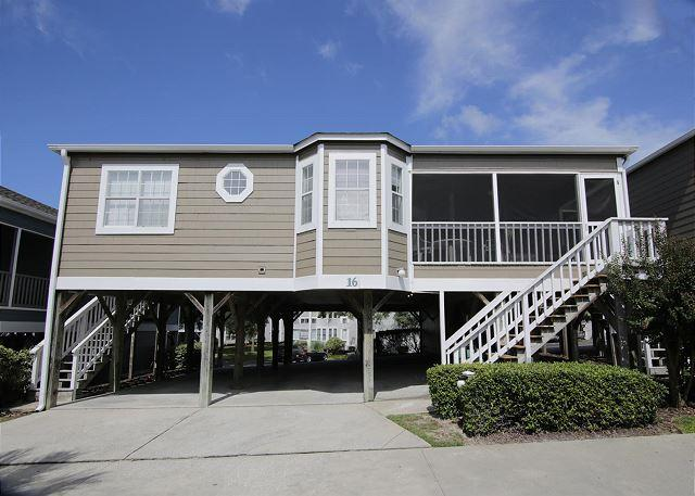 Arbor House Villa with Pool and in Fantastic Location, Just Steps Away From The Sand - Image 1 - Myrtle Beach - rentals