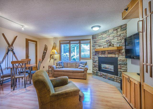 Nicest one bedroom at the Iron Horse Resort boasts a recent tasteful remodel - Image 1 - Winter Park - rentals