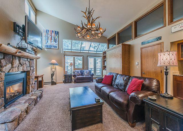 Remodeled Ski in Ski out two bedroom at the full service Iron Horse Resort. - Image 1 - Winter Park - rentals