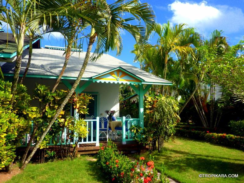 La Casa Garden, cottage dans un magnifique jardin tropical, à 2 pas de la plage - CASA GARDEN Las Terrenas Village - Las Terrenas - rentals
