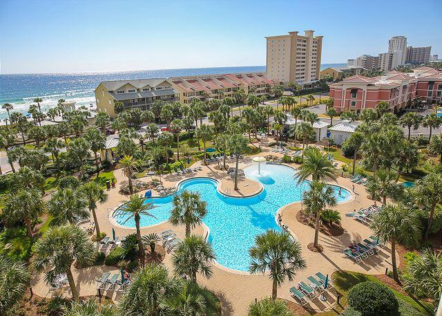 Gulf of Mexico views - 30% Off 4 Nights or More Sept-Jan! Platinum 3 bedroom 2 bath - Destin - rentals