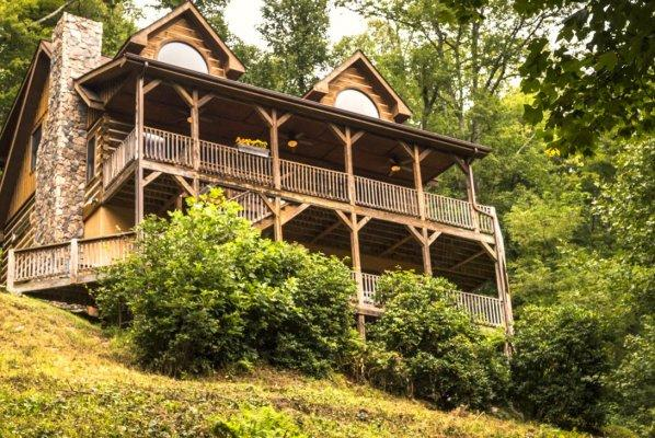 2 Cubs Cabin - Image 1 - Blowing Rock - rentals