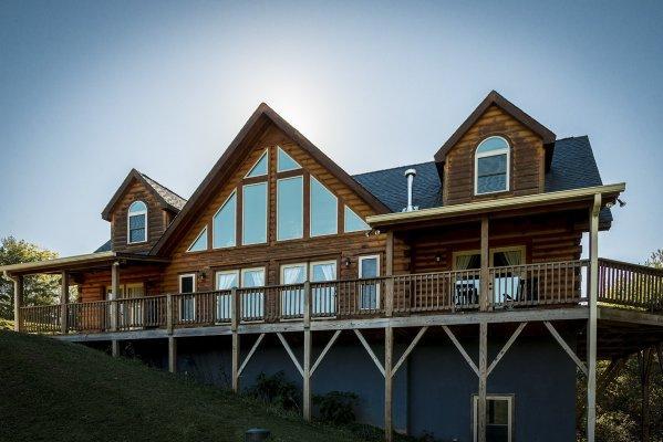 Skyview Lodge - Image 1 - Vilas - rentals