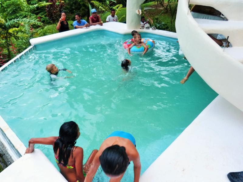 Home rents as 2 and 4 bedroom rental. - ALL INCLUSIVE Christmas/Pool/Beach/ NearCorcovado - Puerto Jimenez - rentals