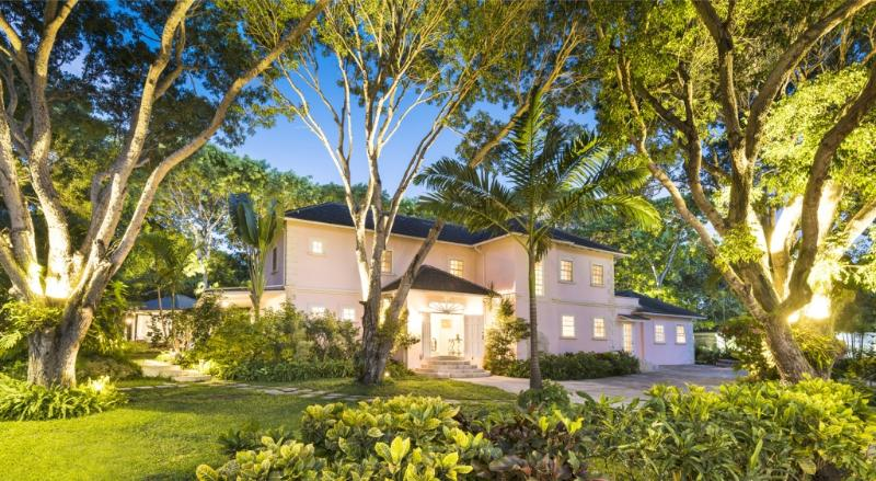 Sandalwood House, Sandy Lane Estate, St. James, Barbados - Image 1 - Saint James - rentals