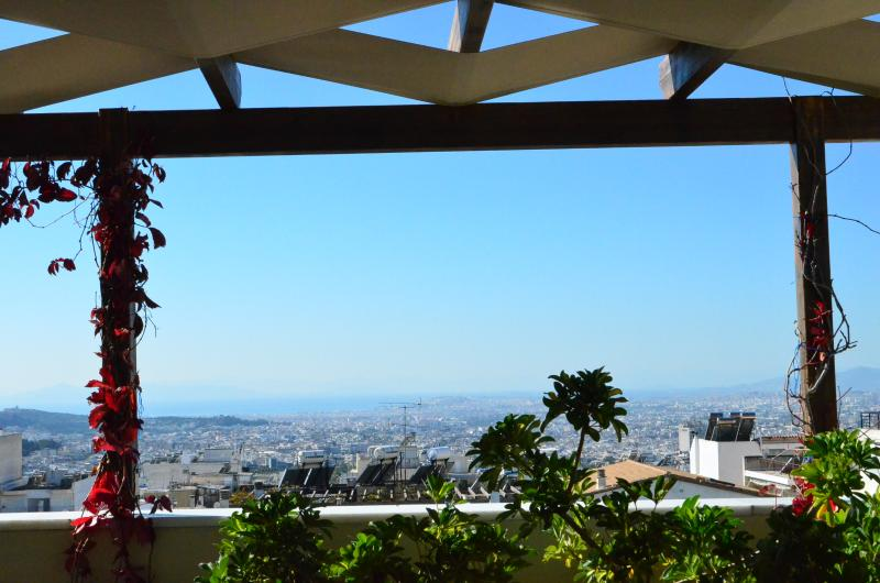 Amazing view - 1 bedroom, sleep 2-5, Athens Center - Image 1 - Athens - rentals