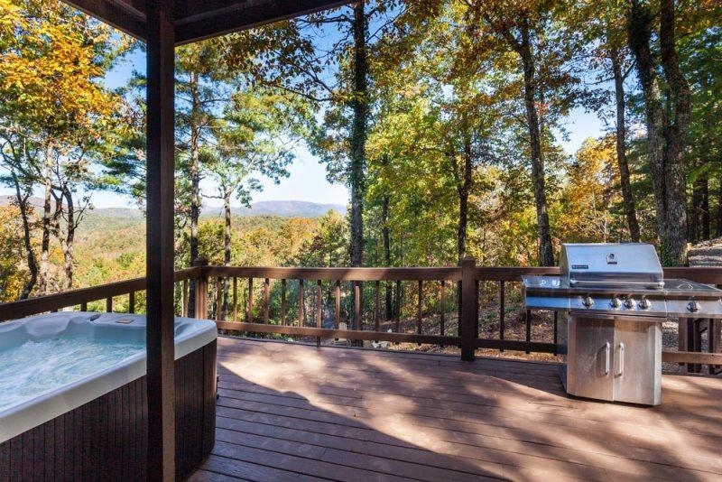 Grand View - Gorgeous Mountain & Sunset Views - Image 1 - Ellijay - rentals