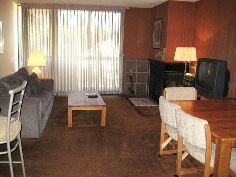 Living Room - Crestview - CV055 - Mammoth Lakes - rentals