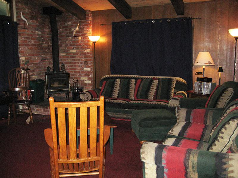 Living Room - Chateau Sans Nom - CSN27 - Mammoth Lakes - rentals