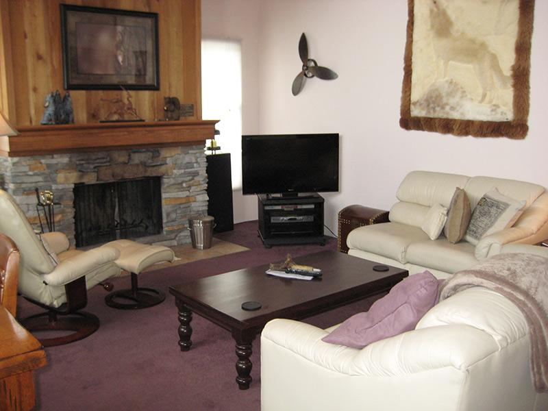 Living Room - Val d'Isere - VDI07 - Mammoth Lakes - rentals