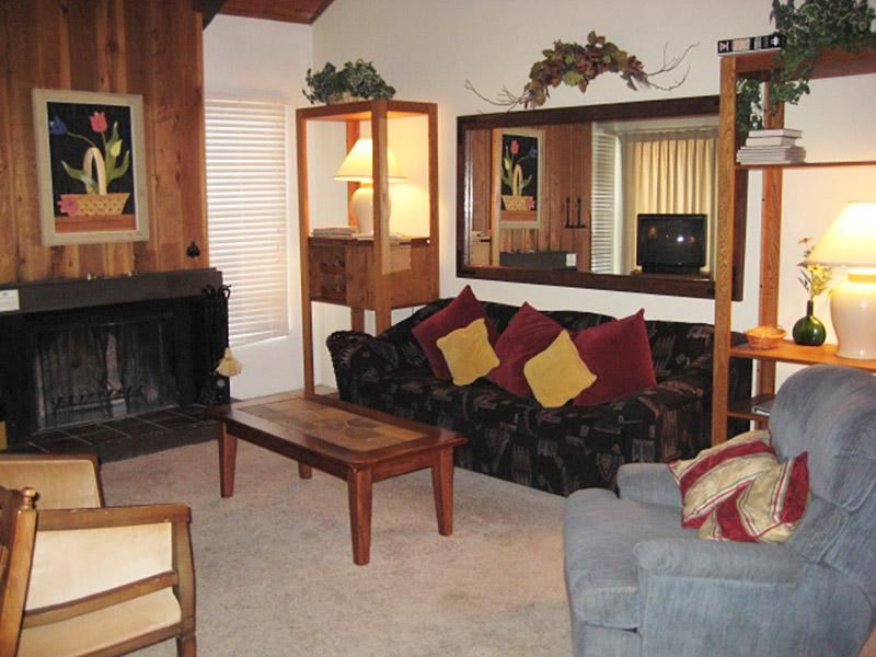 Living Room - Val d'Isere - VDI37 - Mammoth Lakes - rentals